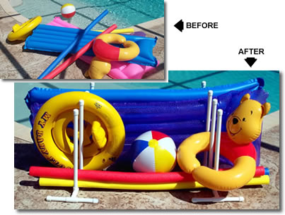 Swimming Pool Floats | Royal Swimming Pools