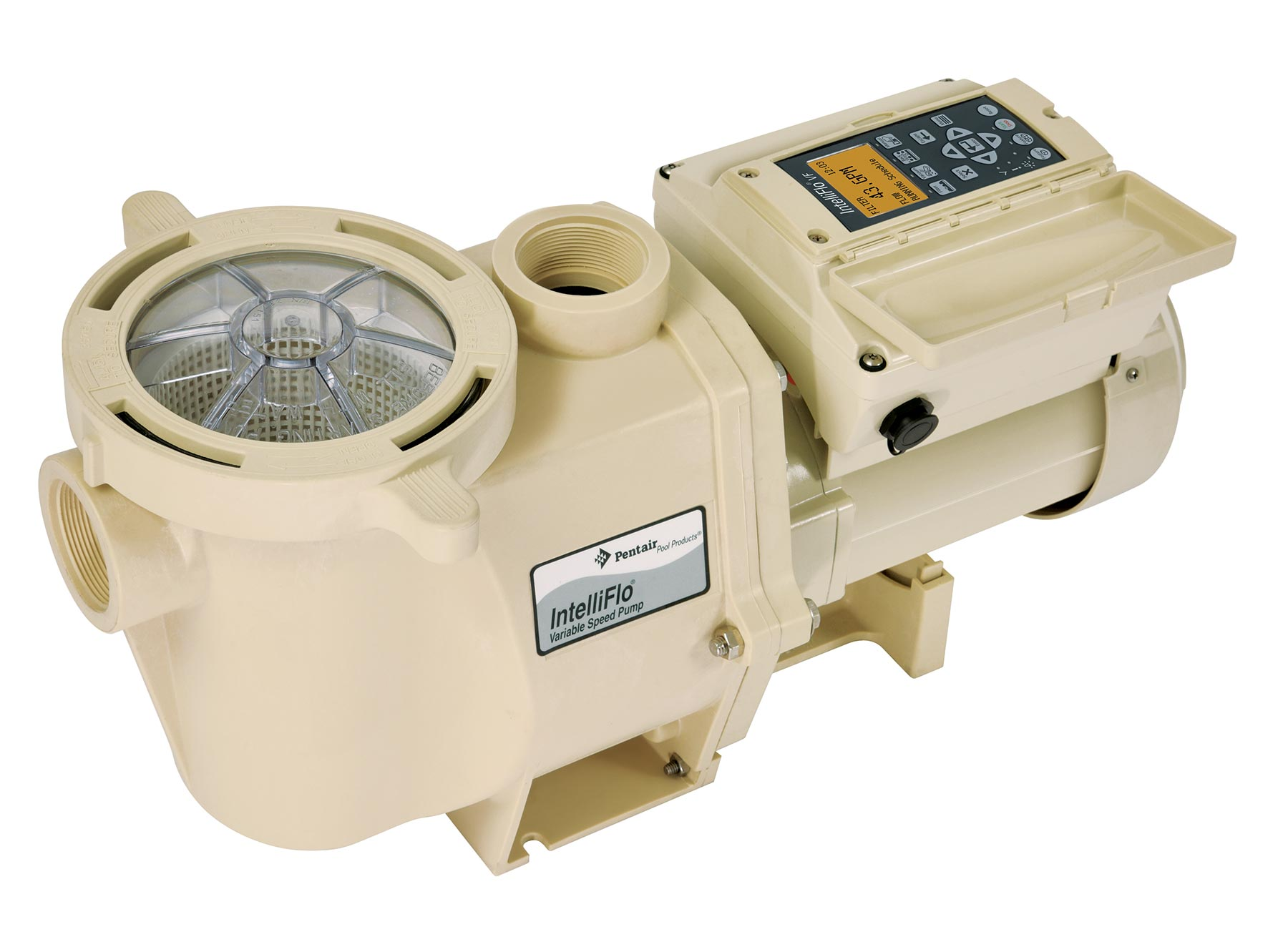 Pentair Intelliflo Vf Variable Flow Pool Pump