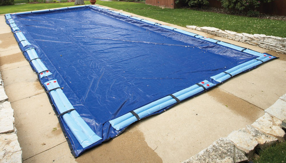 35 39 x 65 39 winter cover for 30 39 x 60 39 rectangle pool 15 yr Rectangle vs round pool