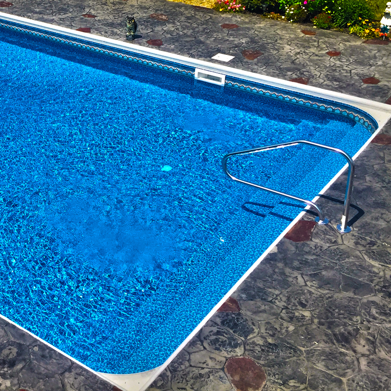 Inground Pool Ladders & Steps | Royal Swimming Pools
