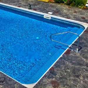 Inground Pool Vinyl Over Steps   Royal Swimming Pools