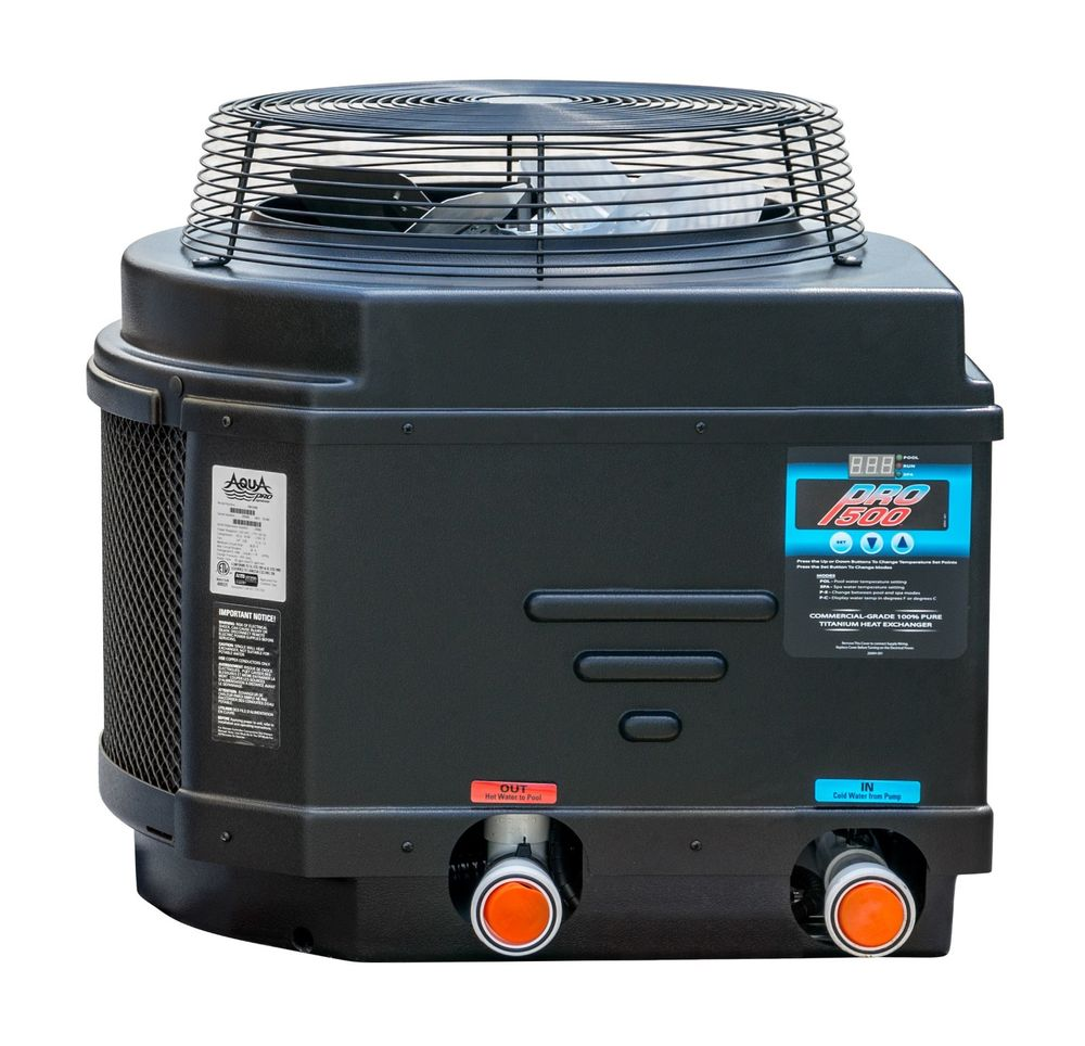 Aqua Pro Above Ground Pool Heat Pump Sold Out Royal Swimming Pools