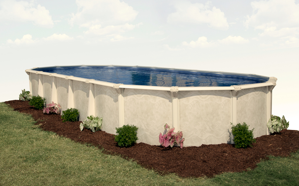 18FT X 34FT X 52IN Century Above Ground Pool