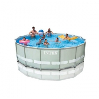 intex 16 x 48 ultra frame swimming pool set