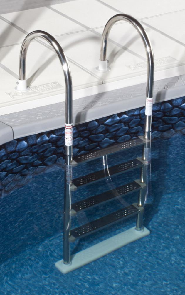 Stainless Steel Premium Deck Ladder