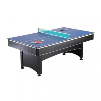 Maverick 7' Pool Table w/Table Tennis