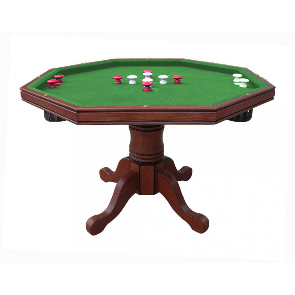 Walnut poker table only royal swimming pools for Swimming pool poker
