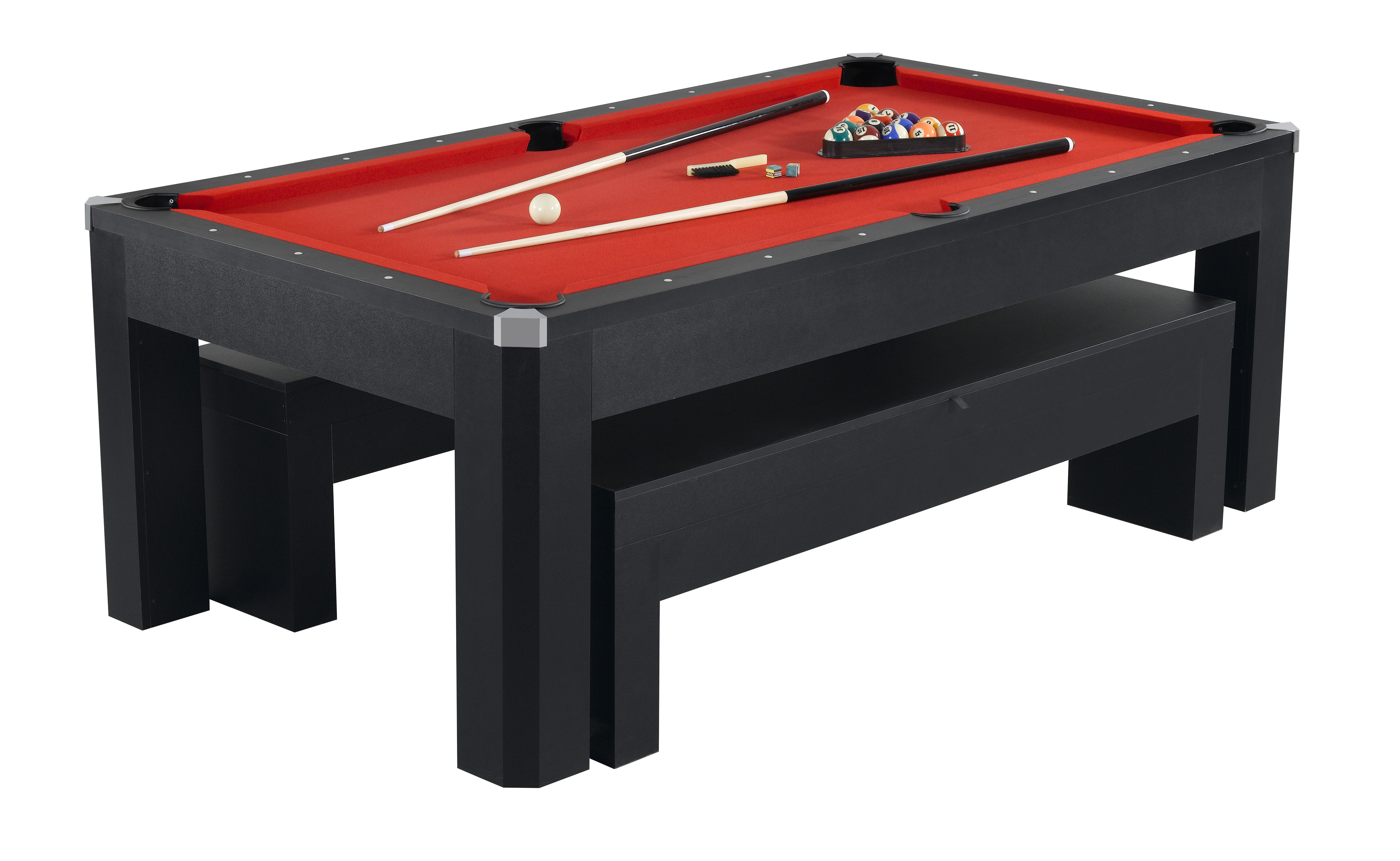 park table with royal pool tables benches pools game avenue multi set swimming