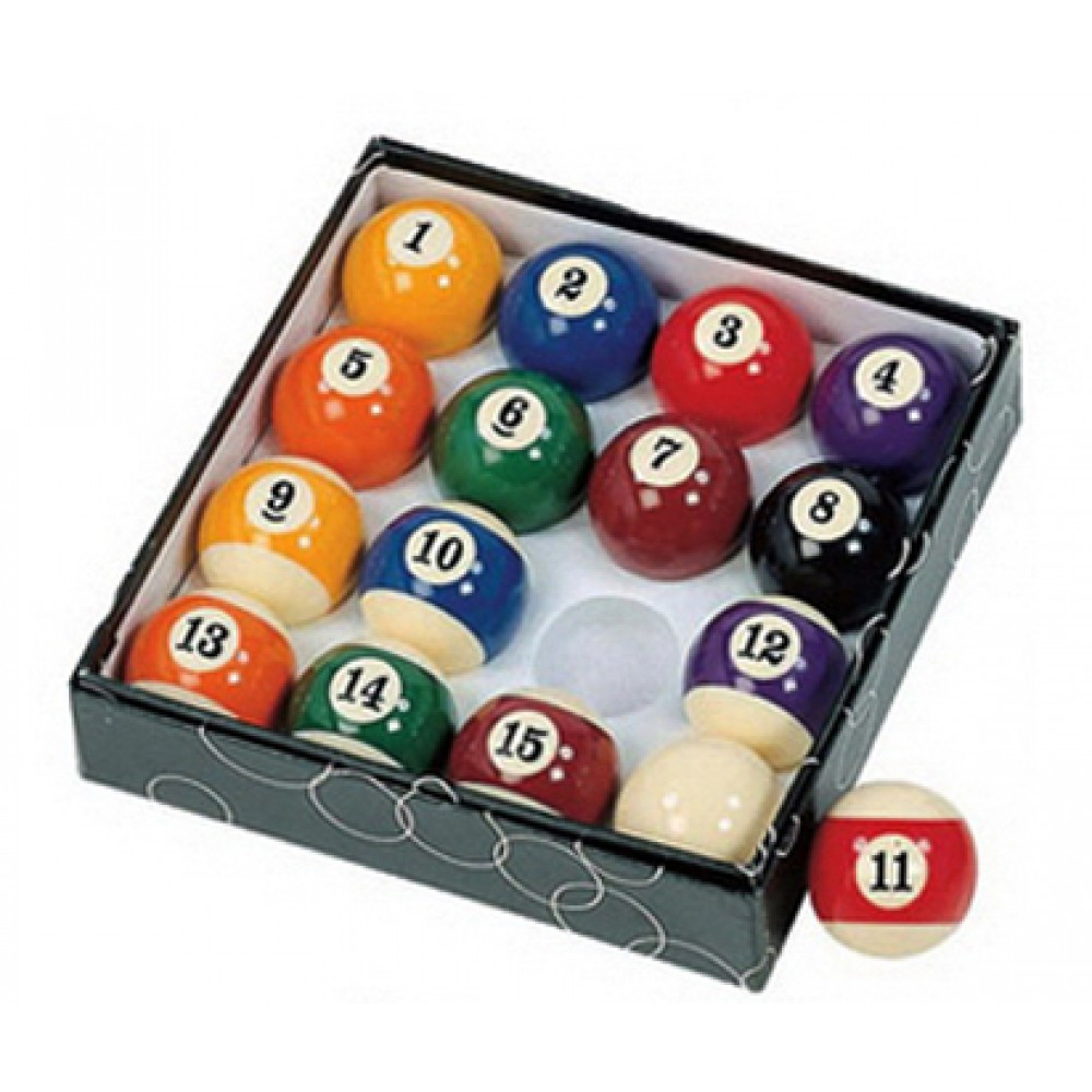 Pool Table Regulation Billiard Ball Set | Royal Swimming Pools