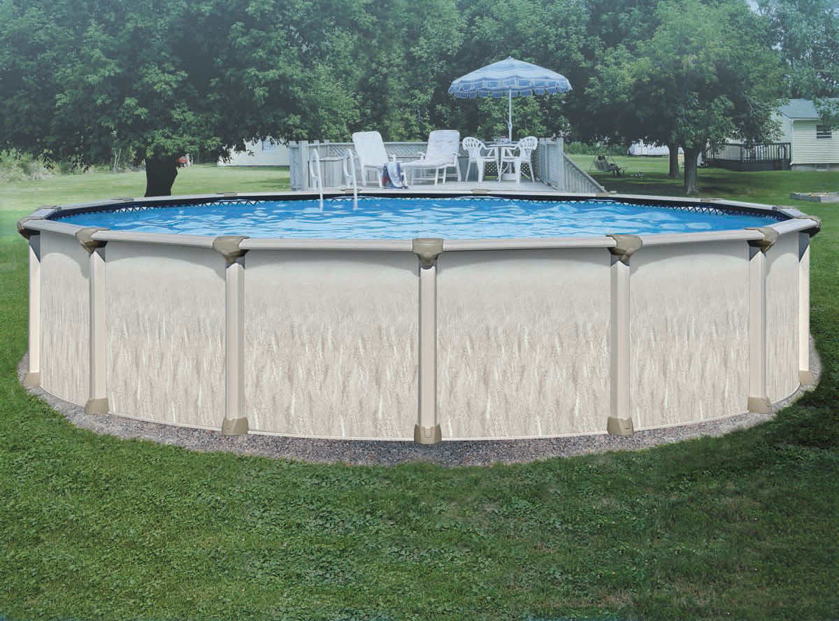 27 39 round 52 ohana str royal swimming pools for Best above ground pool reviews