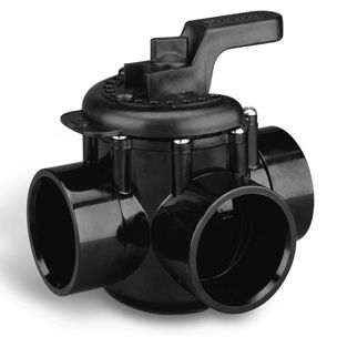 Pentair 263028 3 Way Diverter Valve With 2in Pvc Pipe Royal Swimming Pools