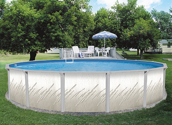 24 39 round 52 pretium royal swimming pools Rectangle vs round pool