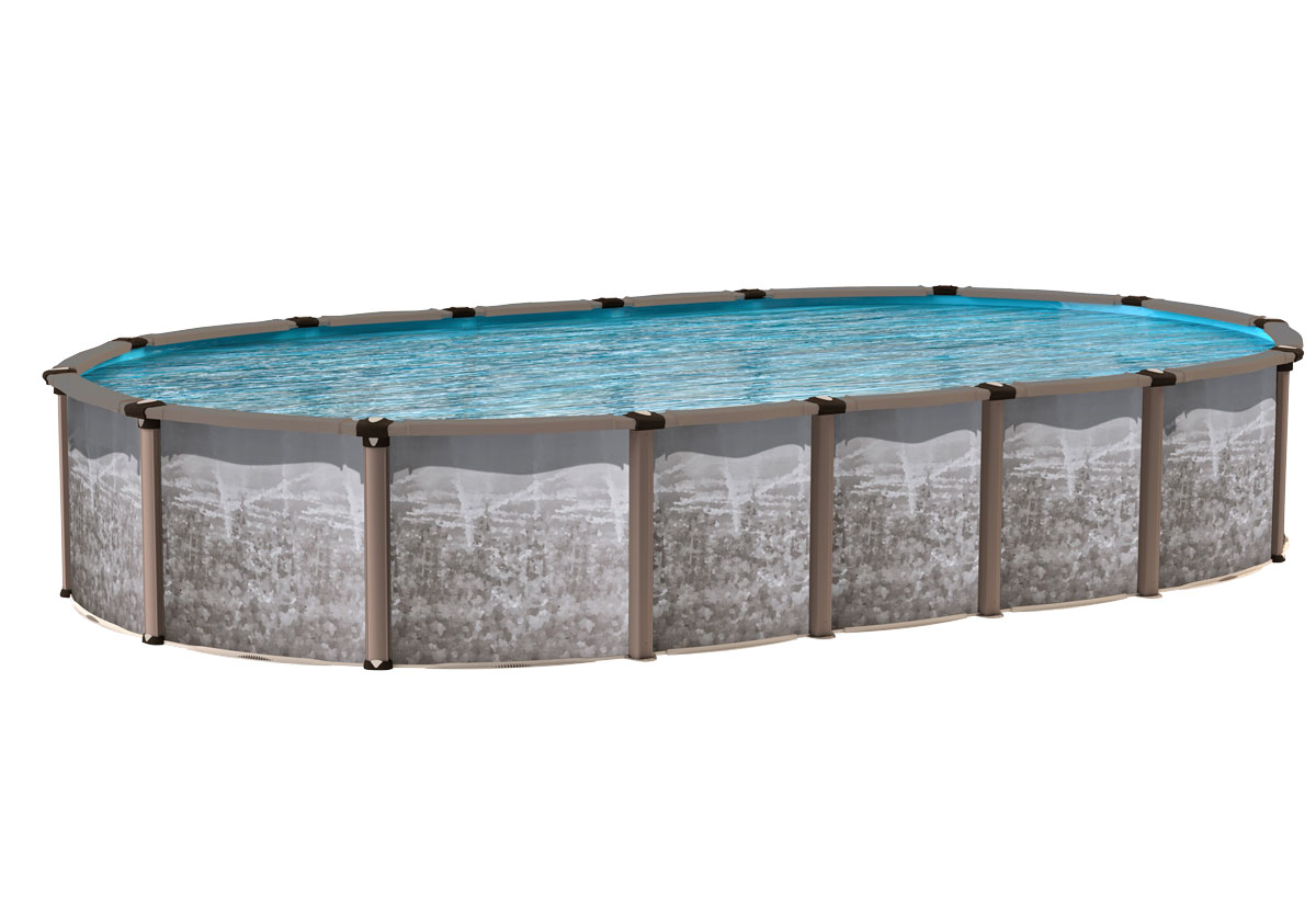 Saltwater Supreme Above Ground Pool Royal Swimming Pools