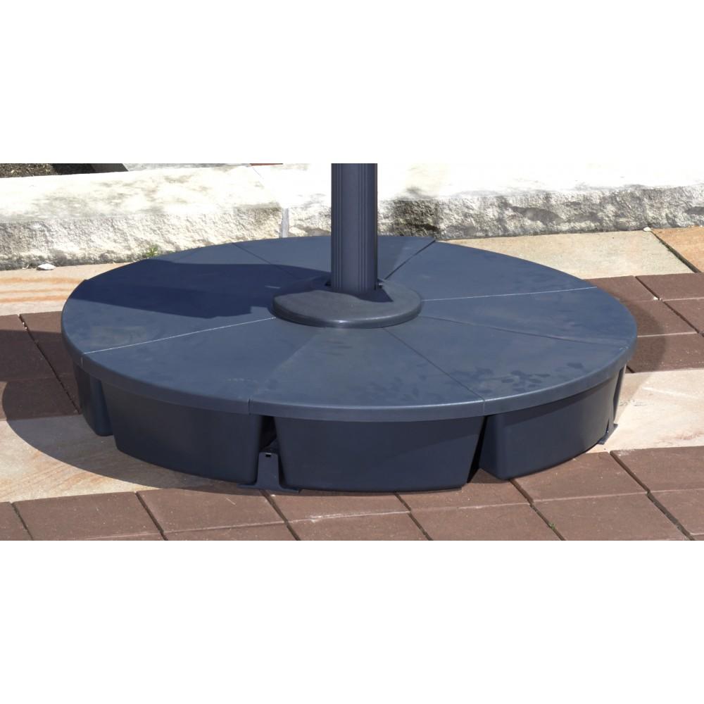 Santorini II Cantilever Umbrella Base (Sold ...