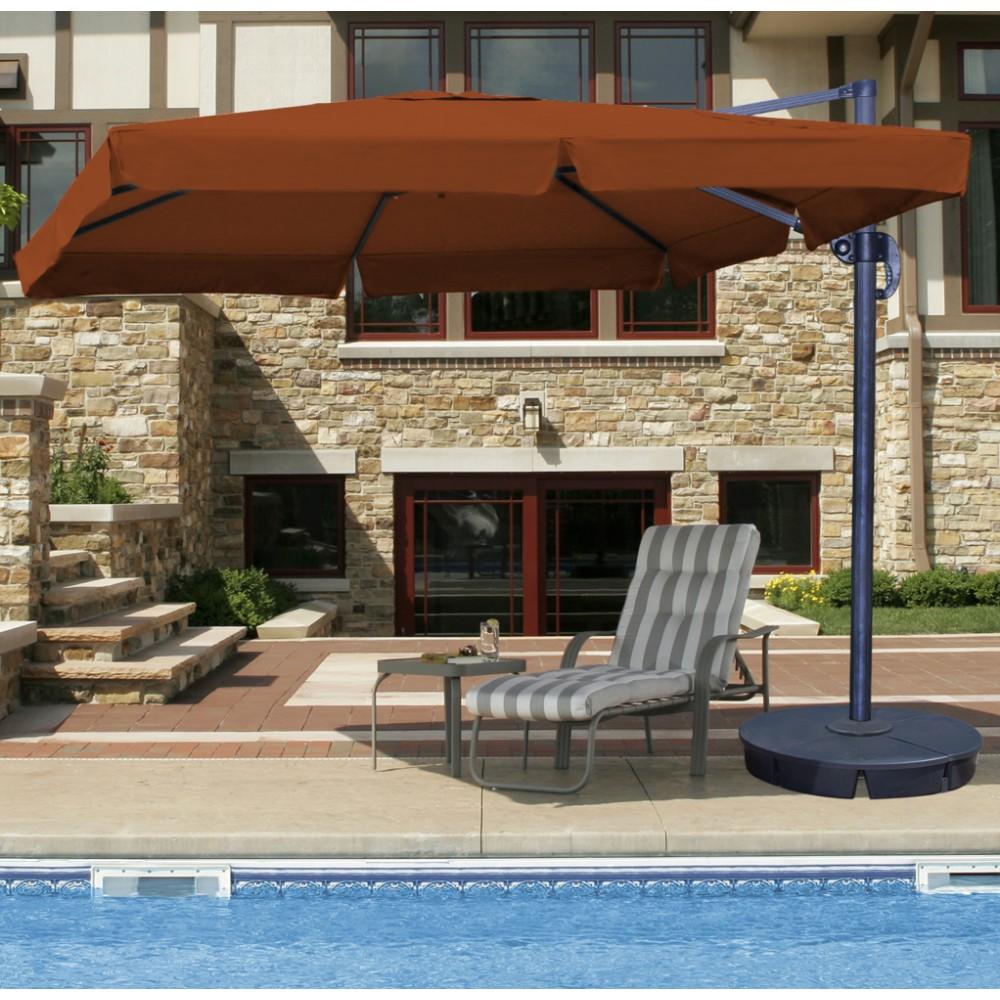 Cantilever Umbrellas Royal Swimming Pools