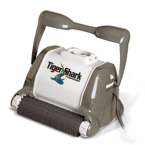 hayward tiger shark robotic pool cleaner royal swimming pools. Black Bedroom Furniture Sets. Home Design Ideas