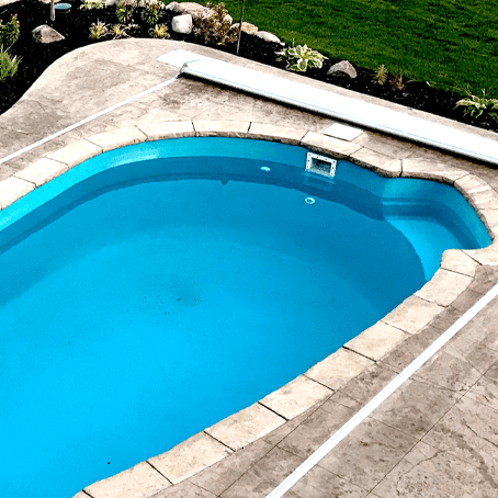 Automatic Pool Covers | Royal Swimming Pools