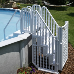 Above Ground Pool Accessories   Royal Swimming Pools