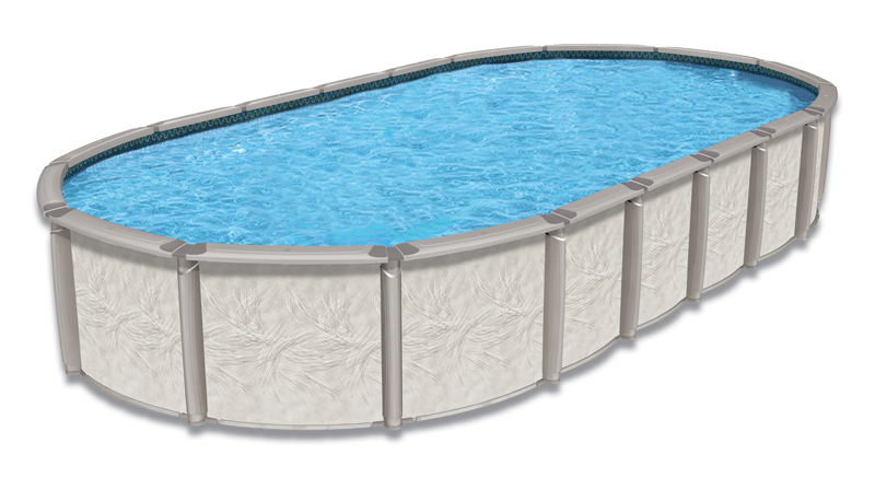 18 39 x 33 39 oval above ground pools royal swimming pools