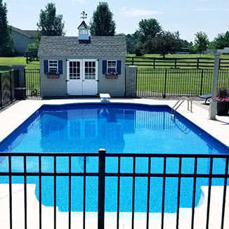 Inground And Above Ground Pool Kits And Accessories