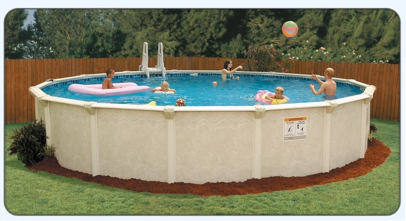 21 39 Round Above Ground Pools Royal Swimming Pools