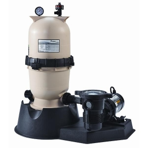 Pentair Clean & Clear Above Ground Pump And Cartridge Filter