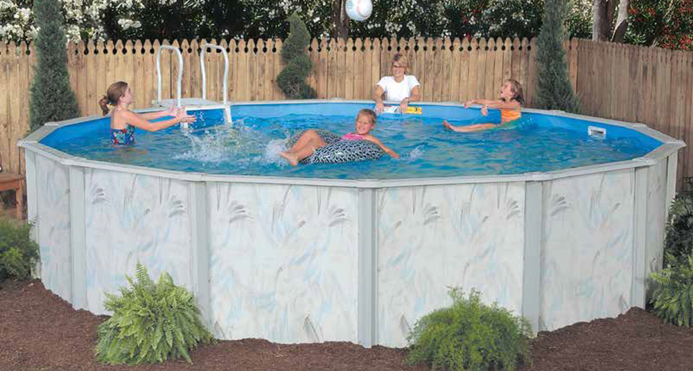 above ground swimming pools shop diy and save royal swimming pools