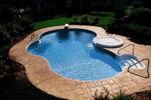 deer creek inground pool kits royal swimming pools