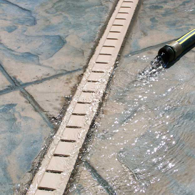 How To Clean Pool Deck Drains | Deck Drain Janitor LLC