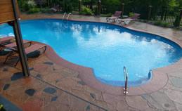 18\' x 36\' Deer Creek Swimming Pool Kit with 42