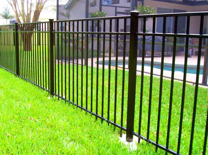 Regis Aluminum Fence