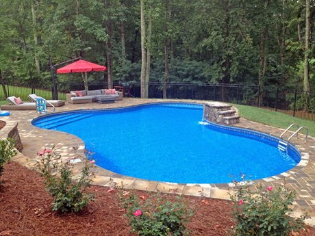 in ground swimming pool cheap 2039 4039 3139 lagoon inground 20 40 31 swimming pool kit with 42 steel