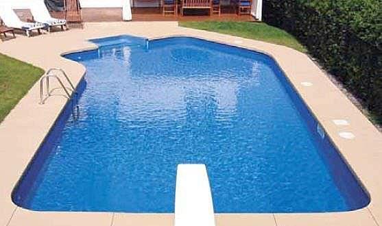 Lazy L Inground Pool Kits Royal Swimming Pools