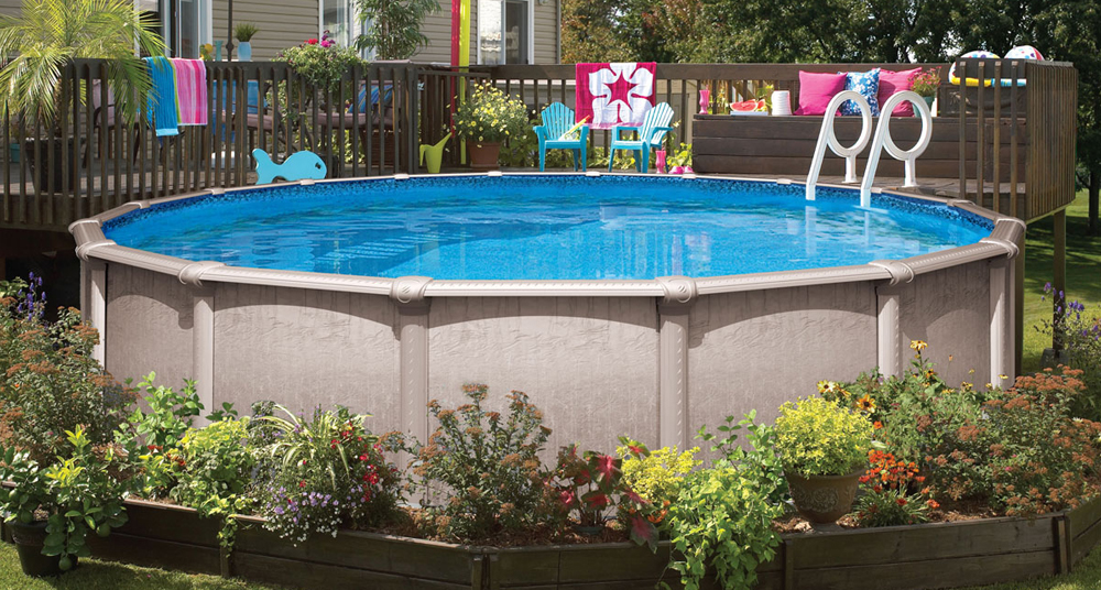 Legacy Outback Above Ground Pools
