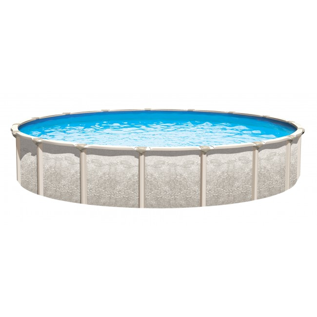 24 39 round 54 magnus royal swimming pools for Top of the line above ground pools