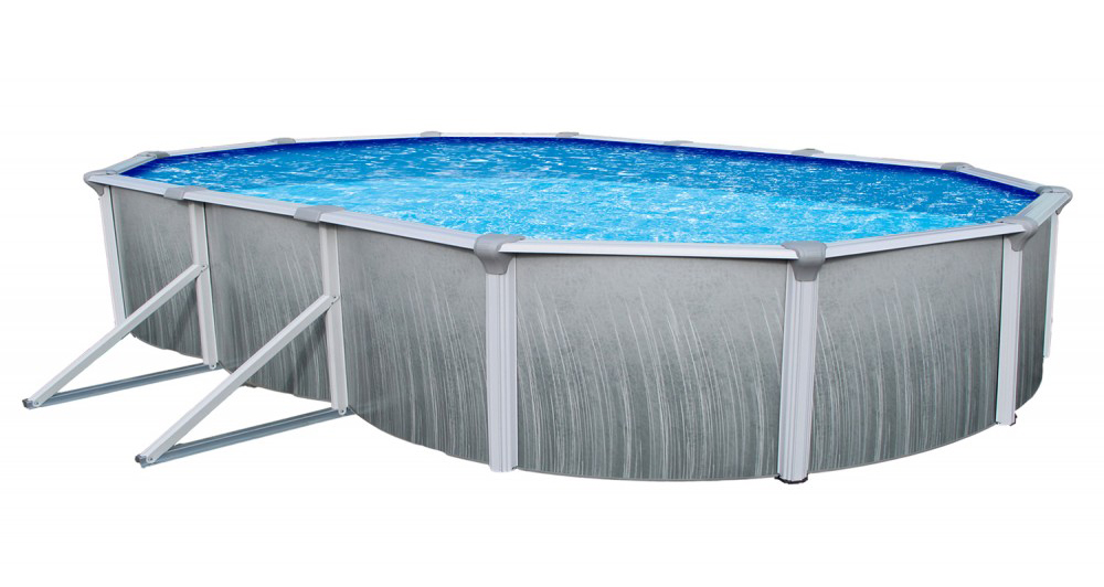 15 X 25 Oval Above Ground Pools Royal Swimming Pools