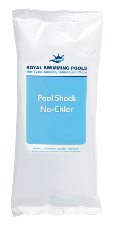 Royal Swimming Pools Pool Shock Non Chlorine