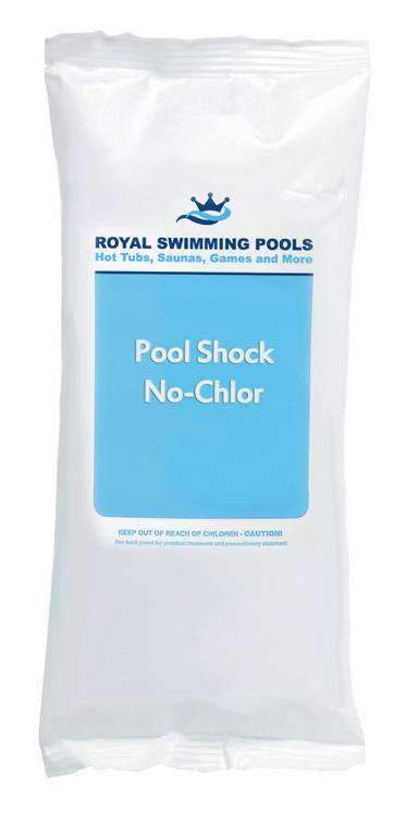 Pool Shock Non Chlorine Royal Swimming Pools
