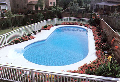 16 X 32 Norlander Swimming Pool Kit With 42 Polymer
