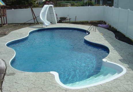 16 X 32 Oddyssey Inground Swimming Pool Kit With 42