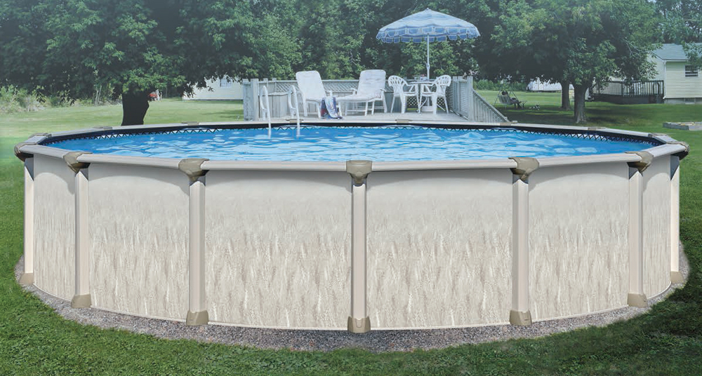 Above Ground Pools - Shop Now