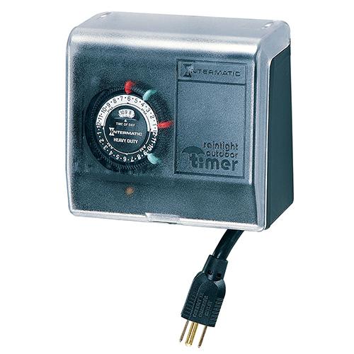 Intermatic 120V All Season Outdoor Pump Timer