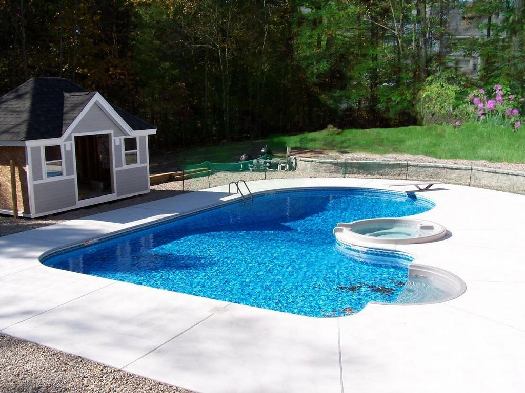 Small pool kits design inground pool pool kits for sale for Pool plans for sale