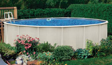 24 Round Above Ground Pools Royal Swimming Pools