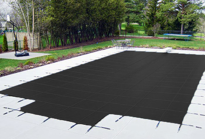 30 YR Mesh Safety Cover for 20' x 44' Rectangle CES Pool