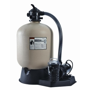 how do i hook up my above ground pool filter
