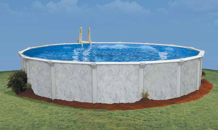 Click To Customize The 33ft X 54in Sea Isle Above Ground Pool