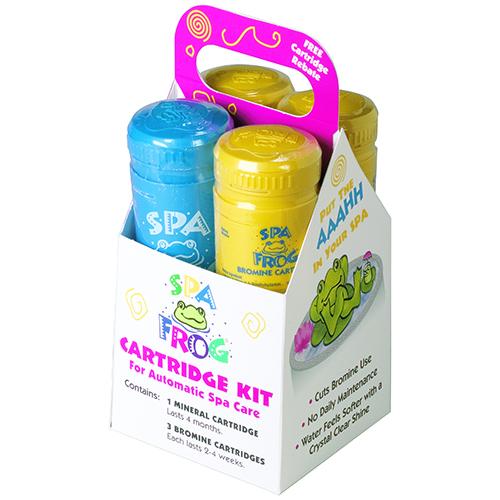 Spa Frog Cartridge Kit Royal Swimming Pools