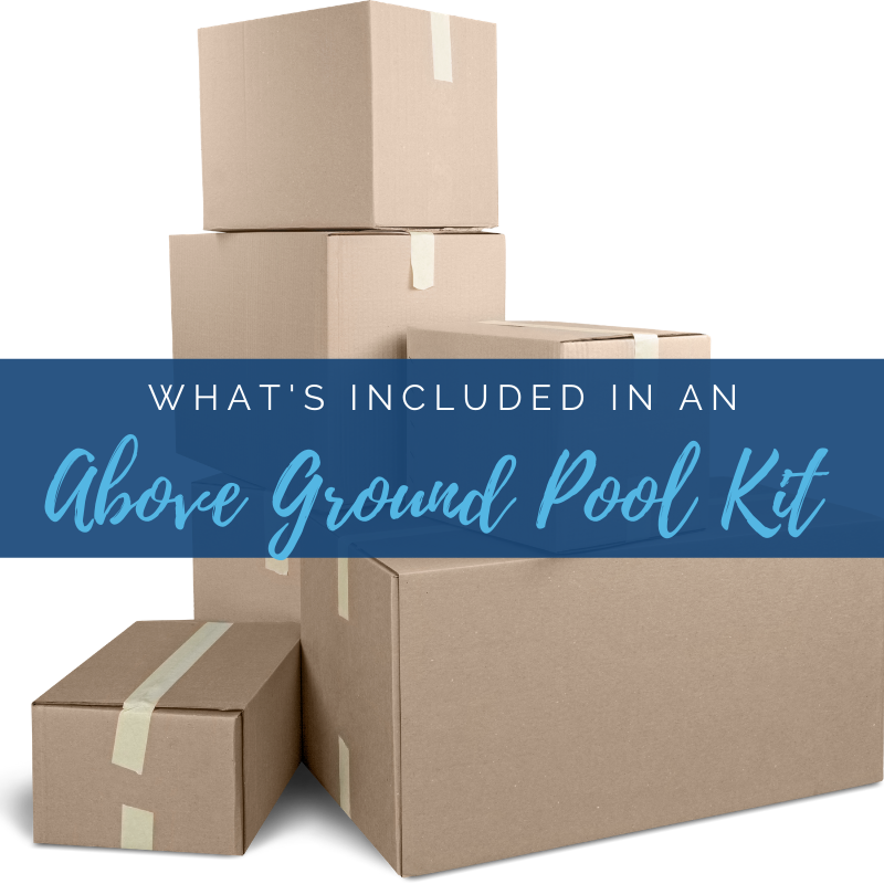 What's Included in a Pool Kit?