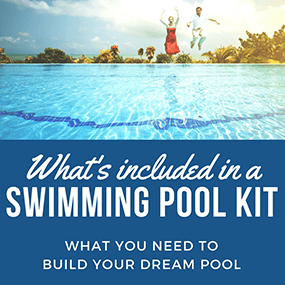 DIY Inground Swimming Pool Kits - Do-It-Yourself Pool Kits from ...